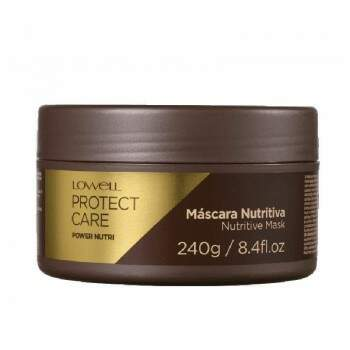 Máscara Lowell Protect Care Power Nutri 240g