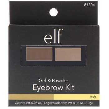 Kit Sobrancelha Gel & Powder - Eyebrow Kit ELF COSMETICS