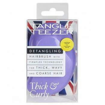 ESCOVA TANGLE TEEZER THICK & CURLY VIOLET