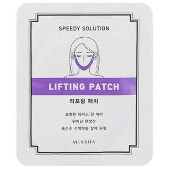 Máscara Tratamento Lifting Patch Speedy Solution - Missha