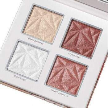 Paleta de Blush e Iluminador Essence Crystal Power 14g