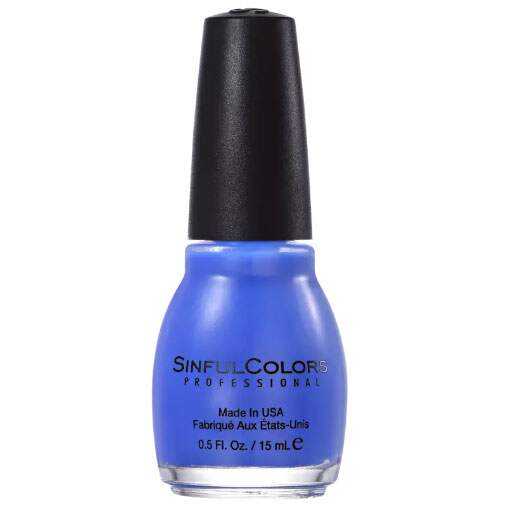 Esmalte Cremoso SinfulColors Professional Endless Blue 15ml