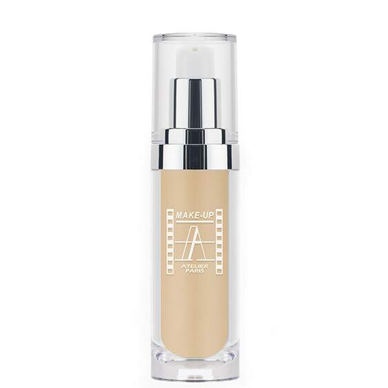 BASE MAKE UP ATELIER PARIS 3Y LIQUID FOUNDATION