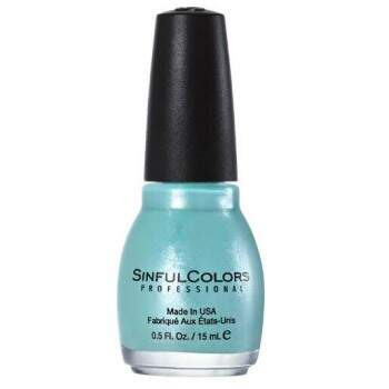 Esmalte Cremoso SinfulColors Professional Mint Apple 15ml