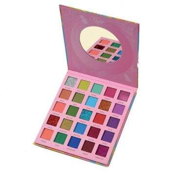 Paleta de Sombras 25 Cores Crazy Fruit 01 Mylife
