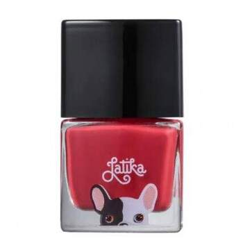 Esmalte Cremoso Latika Puppy Rose - 9ml