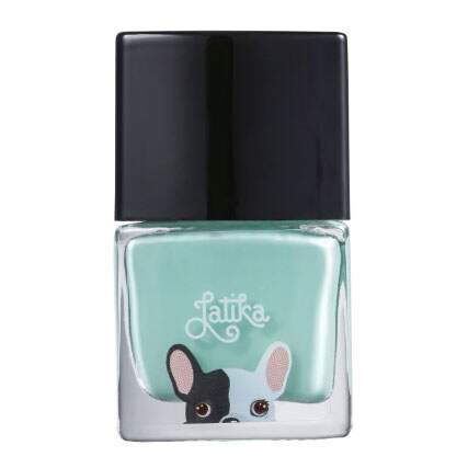 Esmalte Cremoso Latika Puppy Mint - 9ml