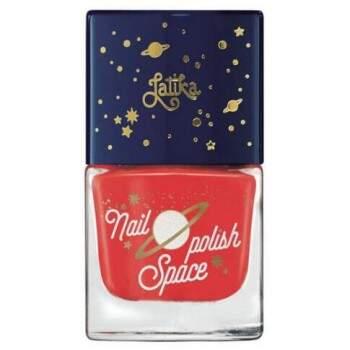 Esmalte Latika Nail Polish Space Laranja Infinite - 9ml