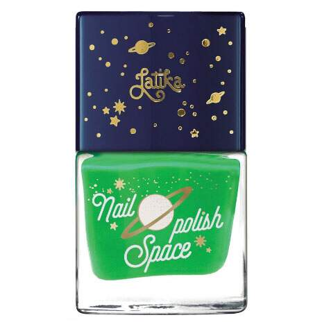 Esmalte Latika Nail Polish Space Verde Green Space - 9ml