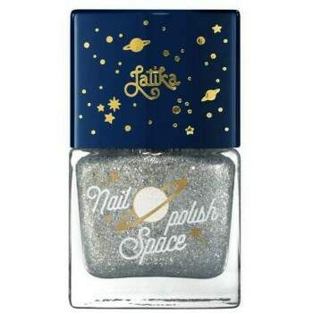 Esmalte Latika Nail Polish Space Cinza Silver Star - 9ml