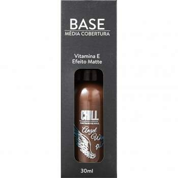 BASE Catharine Hill Chill MC08 Média Cobertura 30ML