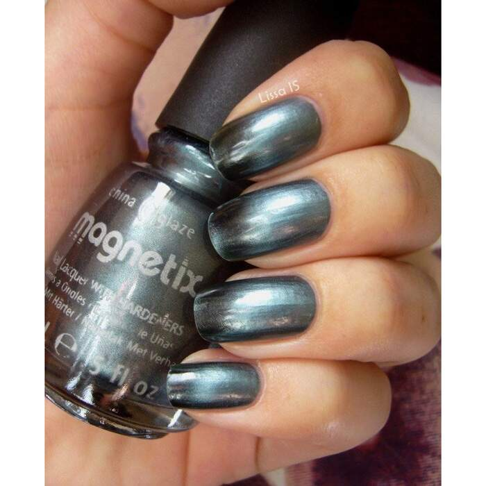 Esmalte China Glaze Magnetix PULL ME CLOSE 1105 - 14ML