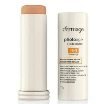 Photoage Stick Color FPS 99 Cor Nude Dermage 12g