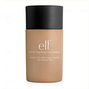 BASE Acne Fighting Foundation CARAMEL ELF Cosmetics
