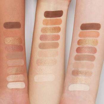 Paleta de Sombras The Nude Essence Cosmetics