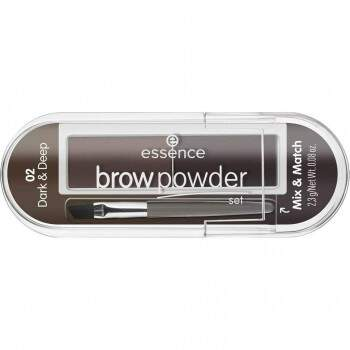 Paleta para Sobrancelha 02 Dark & Deep Brow Powder Essence 2,3g