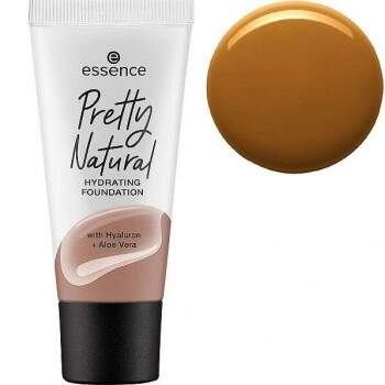 Base Pretty Natural 270 Warm Amber - hydrating foundation Essence