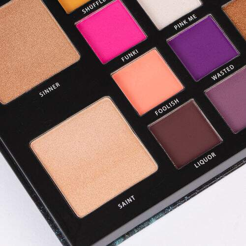 Paleta BPerfect Stacey Marie Carnival Palette