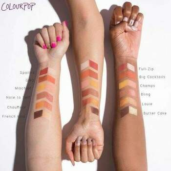 PALETA DE SOMBRAS YES, PLEASE! COLOURPOP