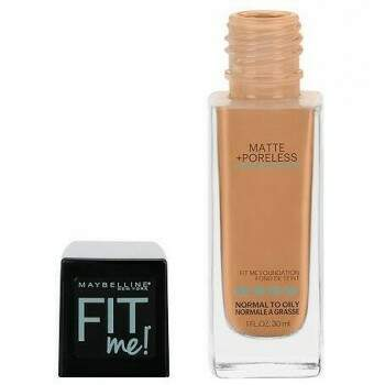 BASE Maybelline Fit Me 310 Sun Beige Matte + Poreless Liquid Foundation