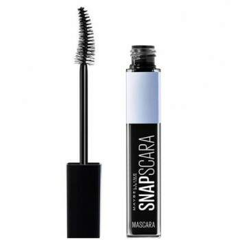 Máscara de Cílios Maybelline SNAPSCARA WASHABLE MASCARA Black