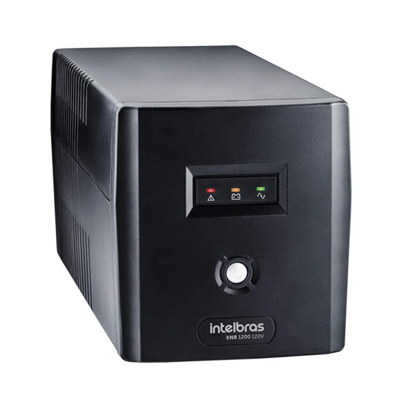 NO-BREAK C/ESTABILIZADOR 1200VA 120V INTELGIN - UN