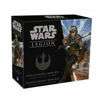 Star Wars Legion: Desbravadores Rebeldes - Wave 4 - Expansão