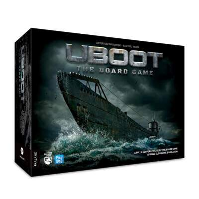 U-BOOT: Board Game
