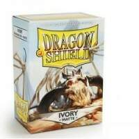 Dragon Shield: Matte - Ivory