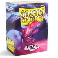 Dragon Shield: Matte - Purple