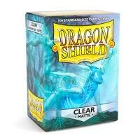 Dragon Shield: Matte - Transparente