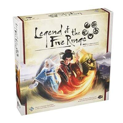 L5R: Legend of the Five Rings: The Card Game