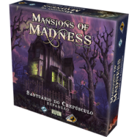 Mansions of Madness: Santuário do Crepúsculo - Expansão