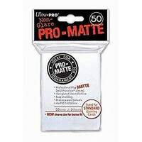 Sleeves: Ultra Pro - Standart Pro MATTE - Transparente - 66x91mm