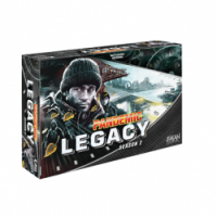Pandemic Legacy - 2ª Temporada - Black