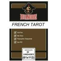 Sleeves: Bucaneiros - Customizado French Tarot - 61x112mm