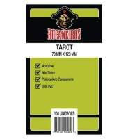 Sleeves: Bucaneiros - Tarot - 70x120 mm