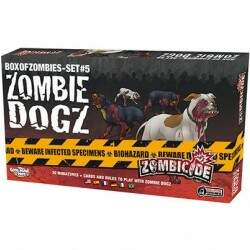 Zombicide: Cachorros Zombies