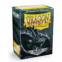 Dragon Shield: Matte - Ardosia (Slate)