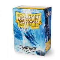 Dragon Shield: Matte - Baby Blue