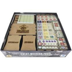 Great Western Trail: Organizador (Insert)