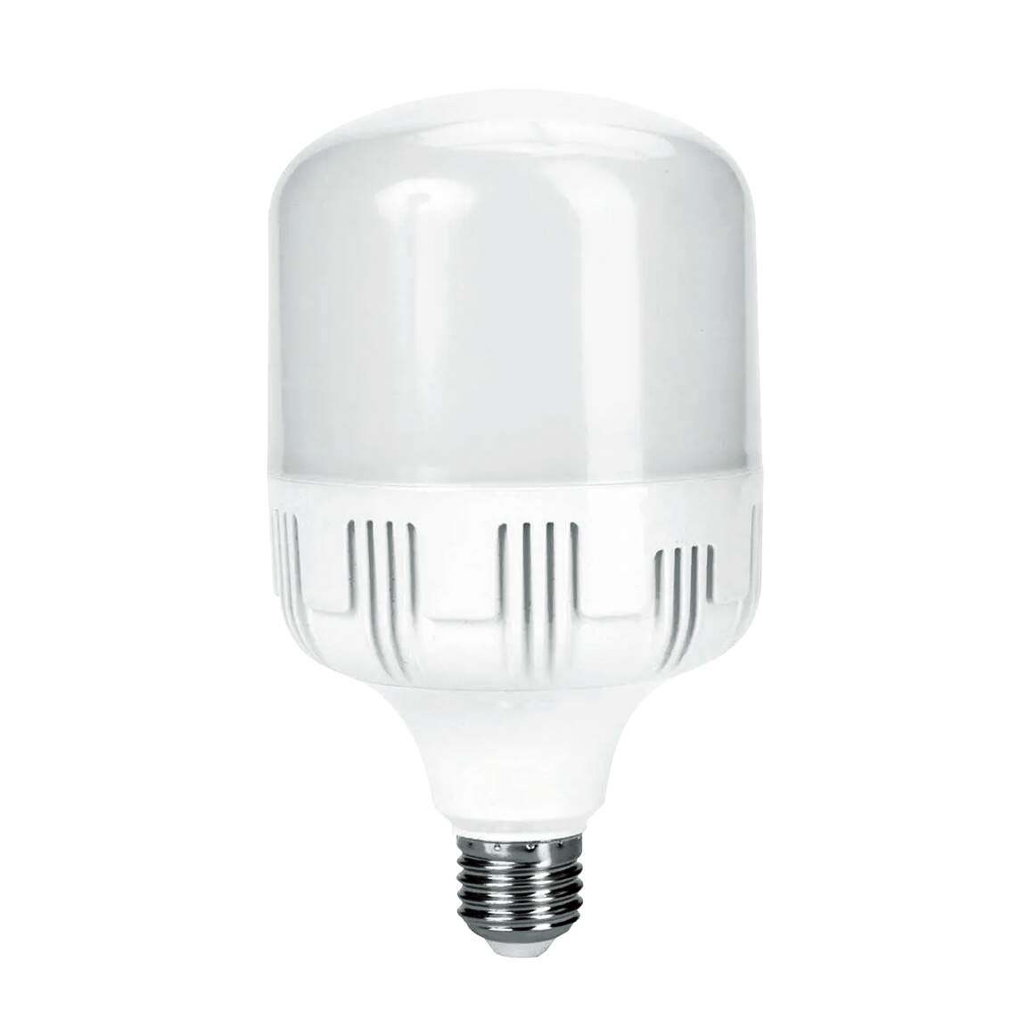 Lâmpada LED industrial bulbo E27/E40 120w com adaptador
