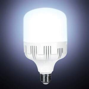 Lâmpada LED industrial bulbo E40 100w