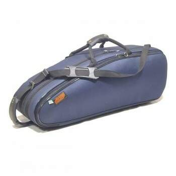 CASE SAX TENOR NYLON AZUL