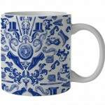 CANECA PORCELANA NEW INDIGO ACCESSORIES