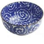 BOWL DECORATIVO - 16X9 CM 720ML - AZUL
