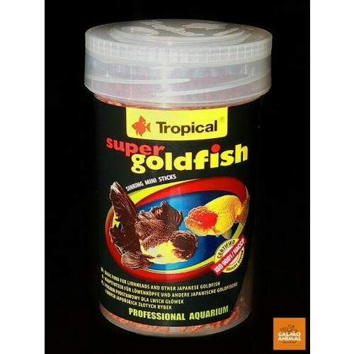 Ração - Tropical Super Goldfish