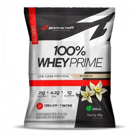 100% Whey Prime 900g - Body Action