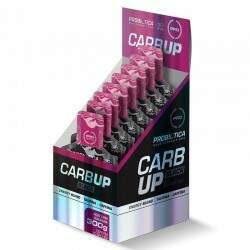 Carb Up Gel Black (Display 10 Sachês de 30g) - Probiótica