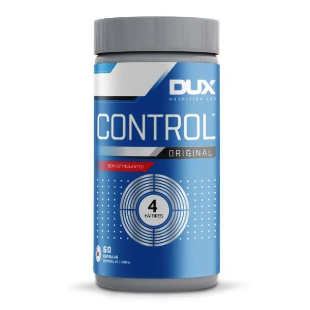 Control Original 60 Caps - Dux Nutrition
